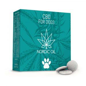 Nordic Oil CBD tabletter til hunde