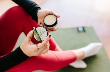 CBD-creme mod eksem og tør hud